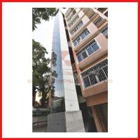 Quality Steel Structure Building Lifts Elevators Environmental Friendly Save Space for sale