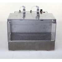 Anti Static Dust Collecting Box With 450*258.5*175mm Working Area Manufactures