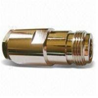 RF Connector(N-type Connector) with 0 to 11GHz Frequency, Reliable and Strong Anti-vibration Nature Manufactures