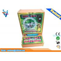 Coin Operated Mini Arcade Casino Slot Game Machine Mario Wooden Electronic Game Machine with Kenya Afica Desktop