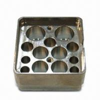 Customized size Aluminum 0.5 To 42mm Outer Diameter Aluminum CNC Milled Parts Manufactures