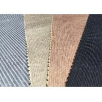 32W 34W 35W Velveteen Fabric 97 Cotton 3 Spandex Fabric 60*60 90*88 Manufactures