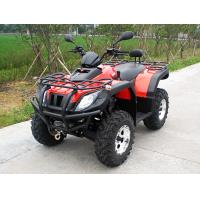 Single Cylinder Four Wheel Atv 650cc 4 - Stroke Four Valve Side By Side Four Wheelers Manufactures