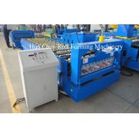 Most Popular Hydraulic Automatic Color Steel Metal Tile Sheet Roof Steel Glazed Roll Forming Machine Manufactures