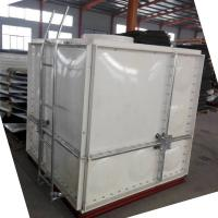 Glass fiber reinforced plastic water tank Manufactures