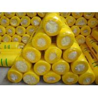 China glass wool roll on sale