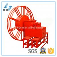 Motorized Industrial Hose Reels QJDF-40 Manufactures