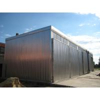 50 - 60 Hz Wood Drying Room , Lumber Drying Machine 150 Kg / M2 Snow Loading Manufactures