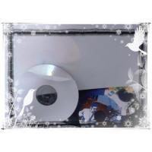 China CD/DVD label on sale