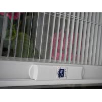 Vertical Low - E Internal Blinds Glass Privacy Protection Heat Insulation Manufactures