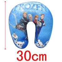 The frozen film style u shape pillow,car and airplane neck support pillow,sleep pillow Manufactures