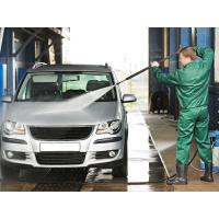 Durable Inflatable Car Wash Mat Easy Set Up With CE / UL Blower Manufactures
