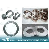 Quality ASTM B381 GR5 GR7 Metal Forgings Ring Customer Requirements / Drawings for sale