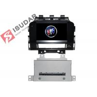 Android 7.1.1 Car Stereo Multimedia Player System For Buick Excelle XT/GT 2011-2012 Manufactures