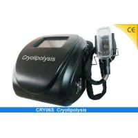 Quality Cryolipolysis Non Invasive Laser Lipo Machine , Lipo Laser Fat Reduction CRY06S for sale