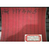 China Anti Static Belt Filter Cloth, Polyester Spin Belt For Spunbond Nonwoven Fabric on sale