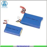 Li-polymer battery pack 7.4V 1300mAh for RC toy Manufactures