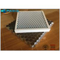 High Loading Honeycomb Core , High Rigidity Aluminium Honeycomb Structure Manufactures