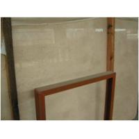 Travertine White And Brown Marble Floor Tile Long Lasting Color Manufactures
