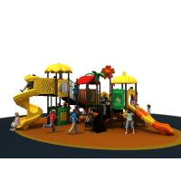 2016 kids plastic slide,outdoor children playground ,outdoor playground set Manufactures