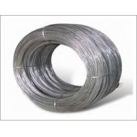 hot dipped galvanized steel wire Manufactures