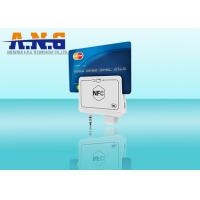 China Android, Iphone Device Rfid Long Range Reader 10mA Supply Current Rfid Reader on sale