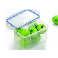 FDA Extruded Silicone Gasket Storage Box Seal With 50-70 Duro Hardness Manufactures