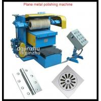Semi Automatic Electrical Polishing Machine , 15kw Metal Polisher Machine Manufactures