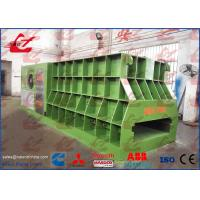 China Container Type Hydraulic Metal Shear Horizontal Box Shear Automatic Scrap Metal Cutting Machine on sale