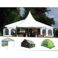 Outdoor PVC Garden or Military Tent Manufactures