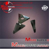PCD Inserts Diamond Cutting Tool PCD Cutting Insert alan.wang@moresuperhard.com Manufactures