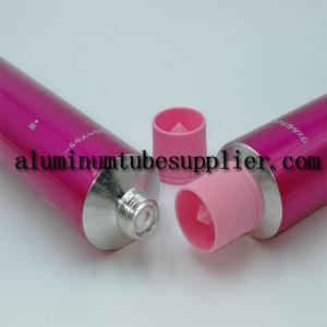 Empty Aluminum Tubes Hair Color Tubes Aluminum Manufactures