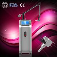 Beijing Nubway vaginal tightening 10600nm CO2 fractional laser equipment with FDA / CE approved Manufactures