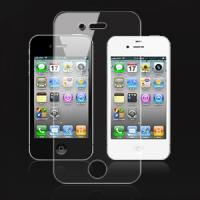 for apple iphone 4 high transparency removable clear / germ resistant screen protector  Manufactures