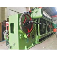 Heavy Duty Hexagonal Mesh Machine For Chemical Industry , 4.0mm Max Wire Dia. Manufactures