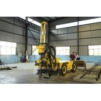 hydraulic core drilling rig / HQ 160m Crawler Drill Rig / drill rig hire Manufactures