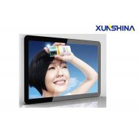 4K Resolution 84 inch Wall Mounted Advertising Screen For Shopping Center Manufactures