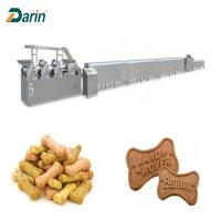 Nutrition Biscuit Pet Food Production Line With Energy , Pet Food Processing Line Manufactures
