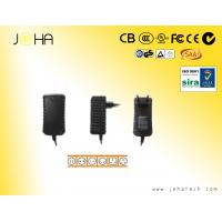 China Euro plug wall mount AC-DC 12V 3A power adapter,for LED strip,CCTV camera etc. on sale