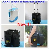 Use in the car,use outside,1L mini portable oxygen concentrator with battery Manufactures