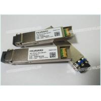 Durable Fiber Optic Interface Module / Huawei SFP Module LTX1305-BC 10G-1310NM-10KM-SM-XFP Manufactures