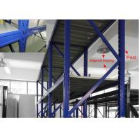 High Strength Heavy Duty Steel Racks For Supermarket , Convenience Store Manufactures