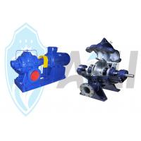 Axial Split Case Double Suction Centrifugal Pump High Capacity Water Suction Pump Manufactures