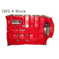 ISO Certificated Vehicle Diesel Engines Cummins ISF 3.8 Engine Block 5261256 Manufactures