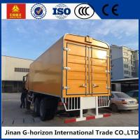 Sinotruk HOWO Small Cargo Truck 6*4 Drive Left Hand Driving Wingspan Truck Manufactures