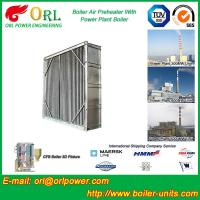 Non Pollution Plate Type Air Preheater For Boiler , APH In Power Plant Manufactures