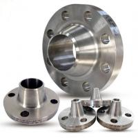 Machining / Polished Surface Titanium Alloy Fitting / Flange For Chemical Industry Manufactures
