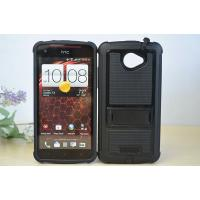 Cell Phone Backcover Case For Htc x920e, Htc 3d Phone Cases With Stand Manufactures