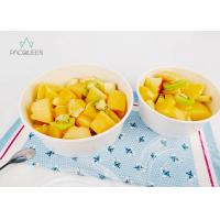 Waterproof Takeaway Food Containers For Fruit Packaging Eco - Friendly Manufactures