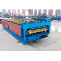 China double layer roofing profiles machine on sale